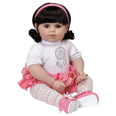 Adora 20 inch Lifelike Toddler Baby Doll for Kids - Free Spirit