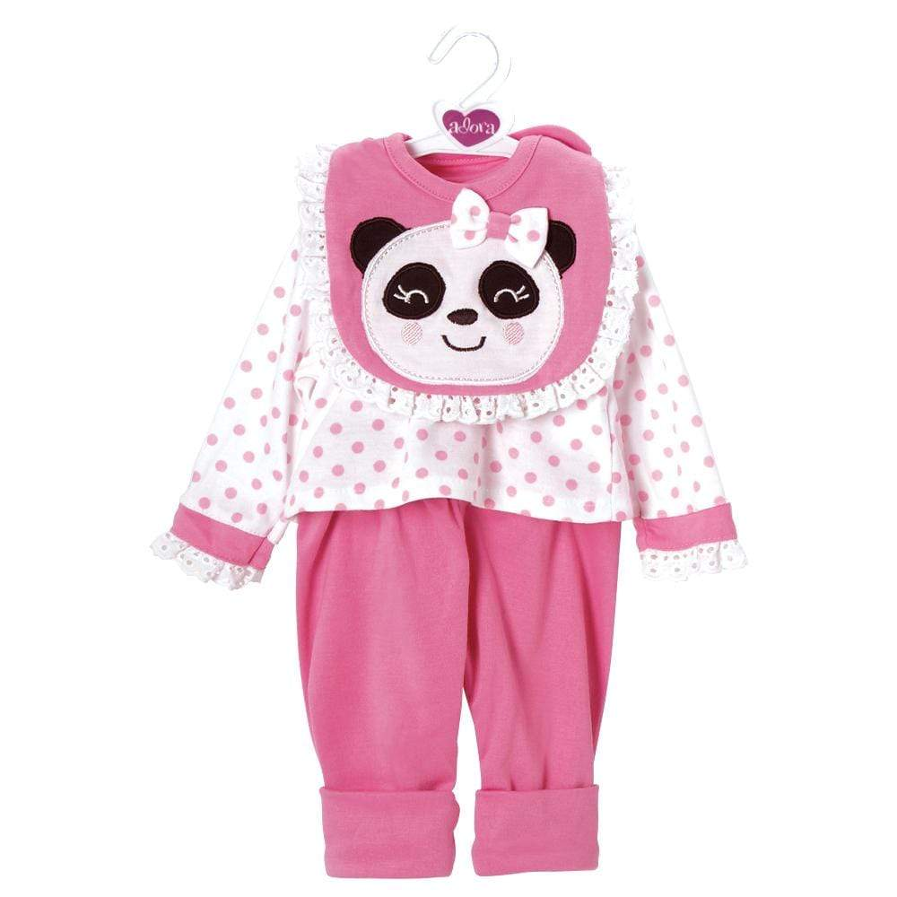 Pandariffic Baby Doll Clothes 20 Inch Toddlertime Doll Adora