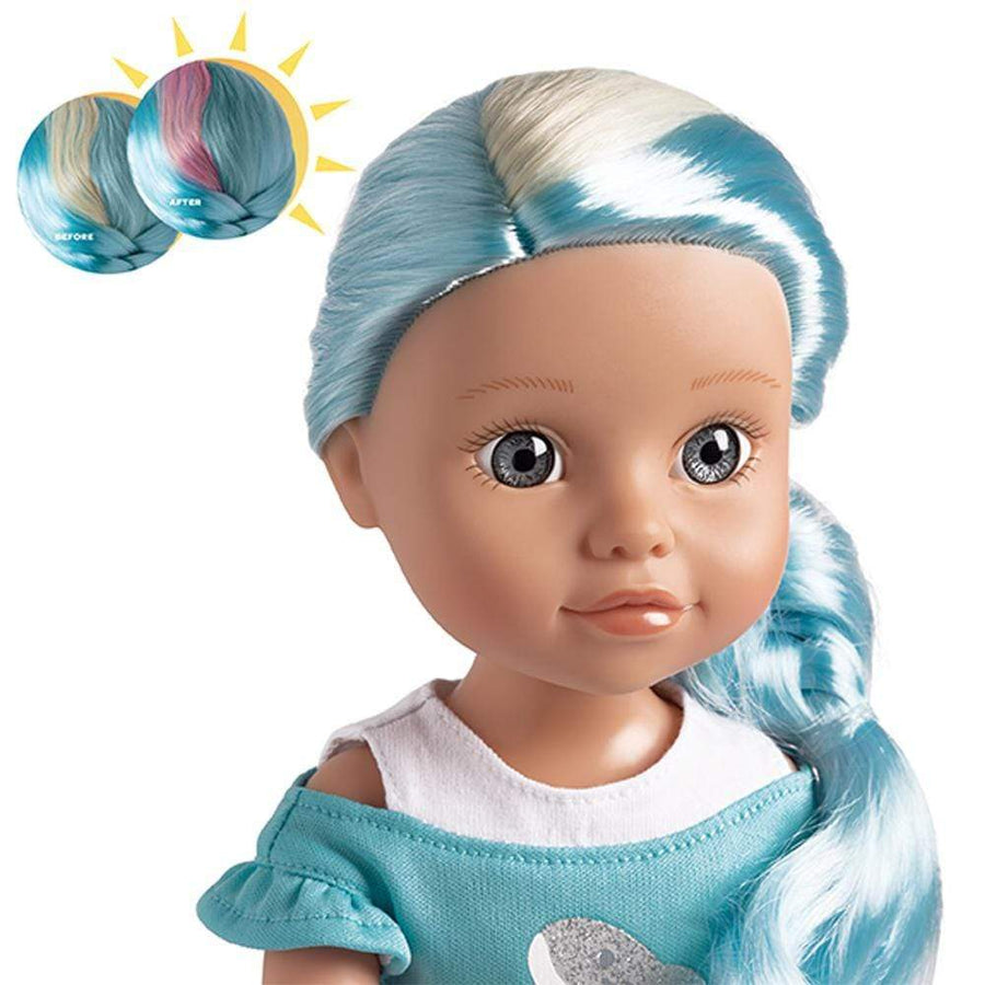 "Adora 14"" Doll-Be Bright Doll Melissa Shark,Hair Color Changes in Sun"