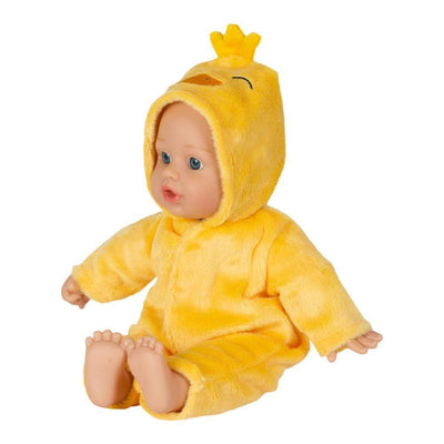Adora Soft Baby Doll for Toddlers - Funsie Onesie Baby Duck 11 inches