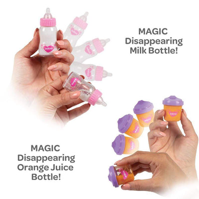 Adora Baby Doll Accesorries - 3 piece Magic Sippy Set