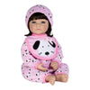 ToddlerTime Doll WOOF Girl