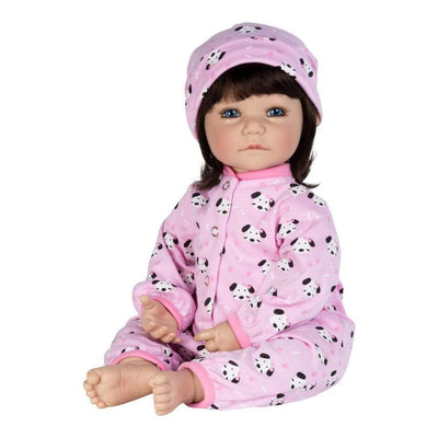 Adora Realistic Baby Doll - ToddlerTime WOOF Girl 20 inches