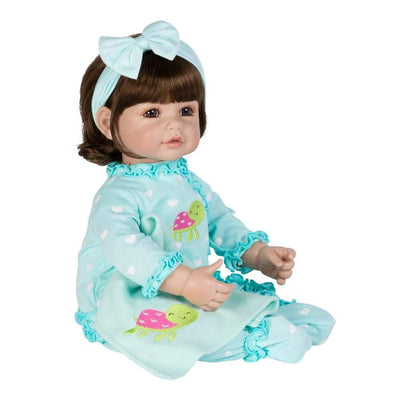 ToddlerTime Doll Sleepy Turtle