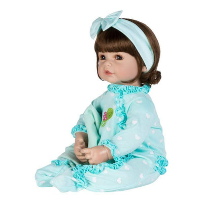 Adora Realistic Baby Doll - ToddlerTime Sleepy Turtle 20 inches