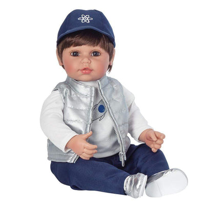 Adora Realistic Baby Doll - ToddlerTime Cosmic Boy 20 inches