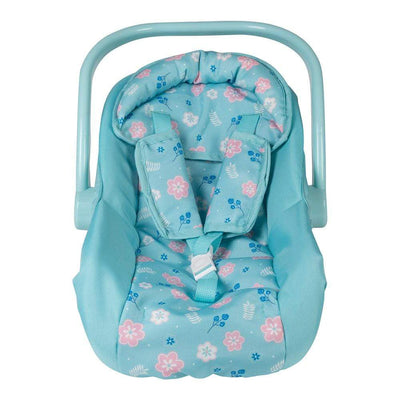 Adora Baby Doll Accessories - Flower Power Car Seat Carrier