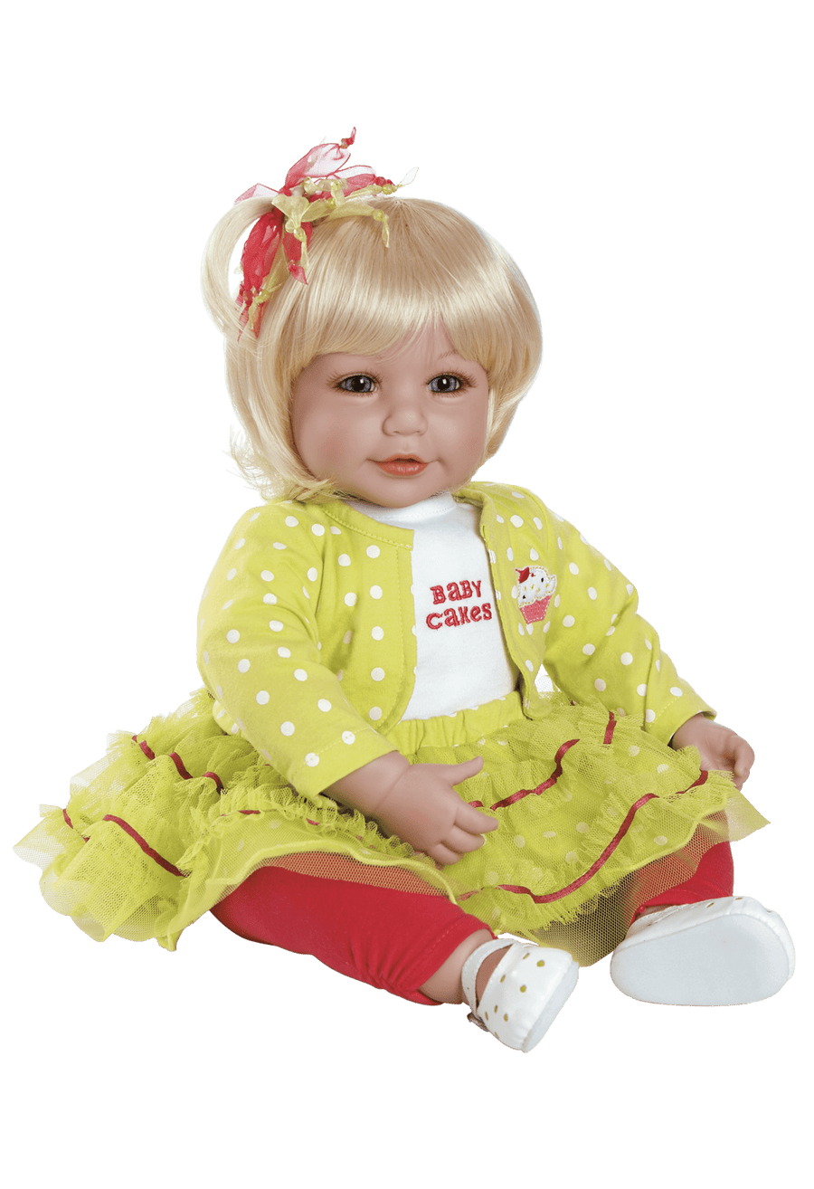 ToddlerTime Doll Baby Cakes