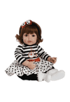 ToddlerTime Doll Licorice Striped