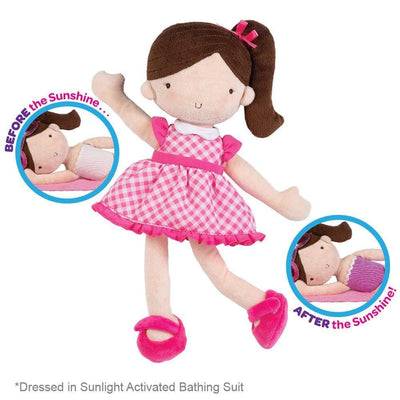 Adora Soft Doll - Sunshine Friend Rae, UV Light Activated Bathing Suit