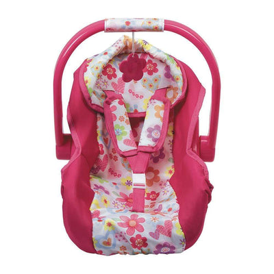 Baby Doll Car Seat Carrier - Can fit up to 20 inch Dolls | Adora