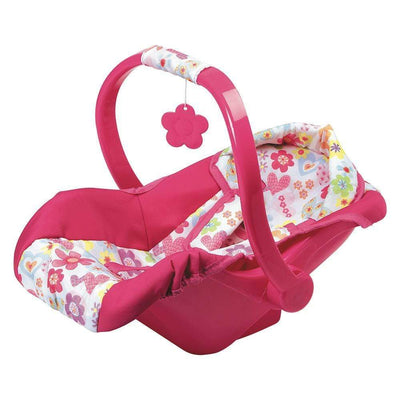 Baby Doll Car Seat Carrier - Can fit up to 20 inch Doll | Adora