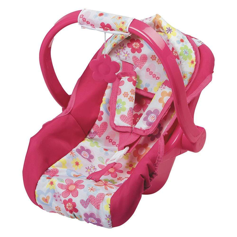 Baby Doll Car Seat Carrier Can Fit Up To 20 Inch Dolls