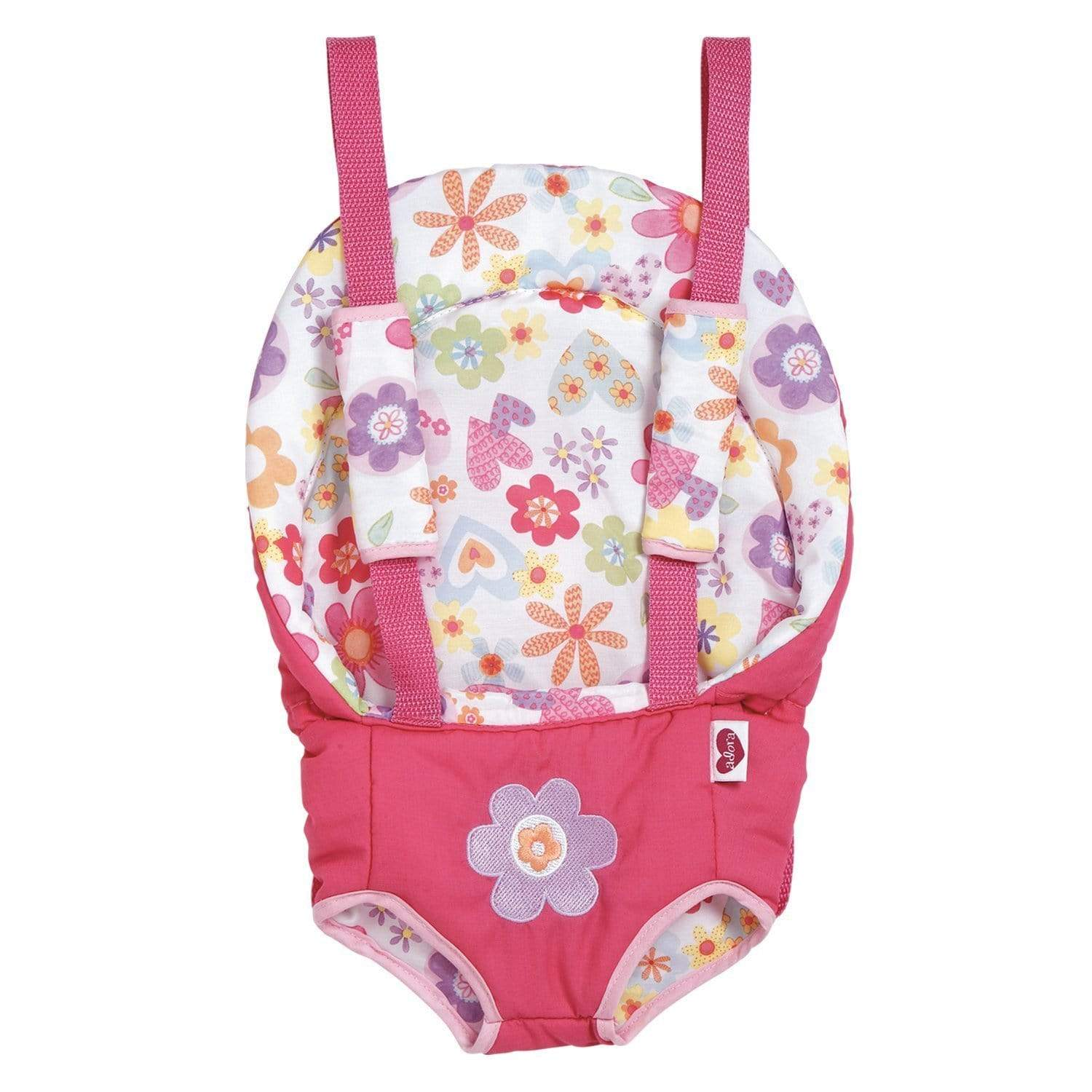 "Baby Doll Carrier Snuggle Easily fits most 13"" 20"" Doll"