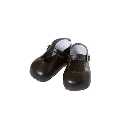 Adora Baby Doll Shoes - Mary Jane - Black