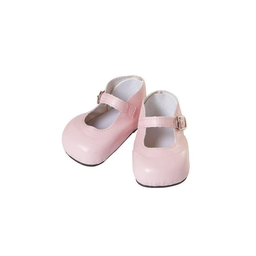 Adora Baby Doll Shoes - Mary Jane - Pink