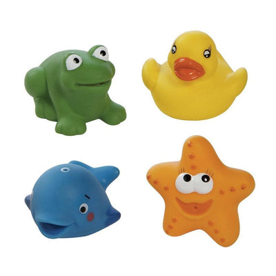 Adora BathTime - FishyTime Net Water Bath Toy - Animal Themed Hand Puppet