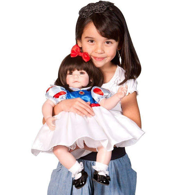 Adora Realistic Toddler Baby Dolls for Kids 20 inch Classic 200th Anniversary Snow White  sc 1 st  Adora Dolls & Classic 200th Anniversary Snow White