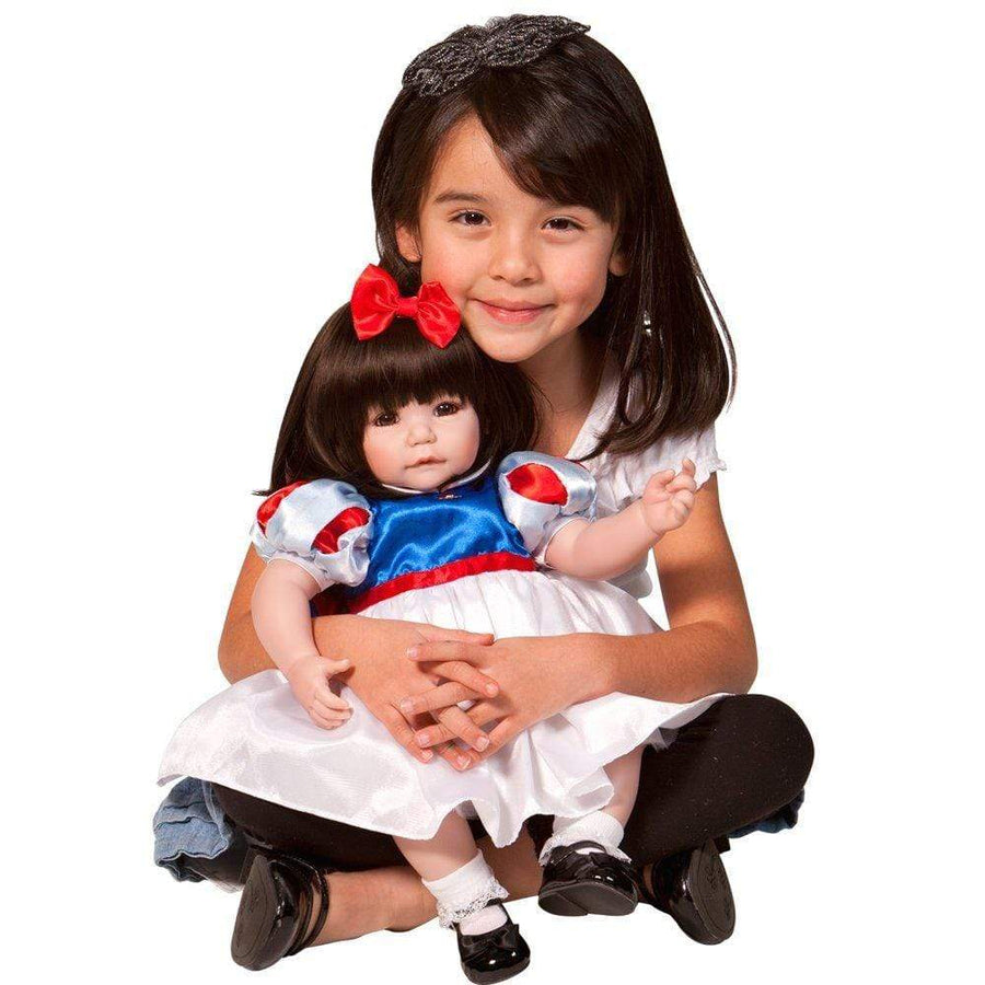 Adora Realistic Toddler Baby Dolls for Kids, 20 inch Classic 200th Anniversary Snow White