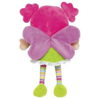 "Adora Plush Fairy Toys for Infants - 12"" Plush Fairy Green Dress"