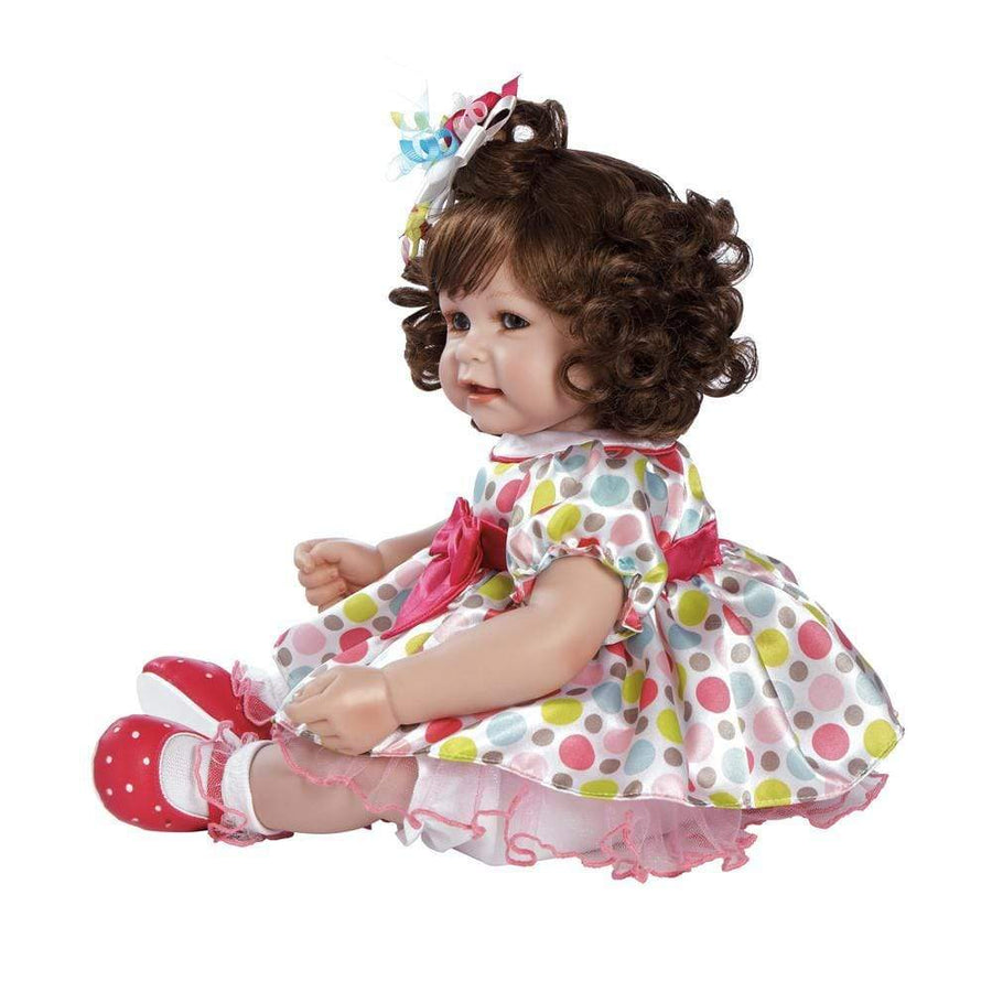 ToddlerTime Doll Seeing Spots