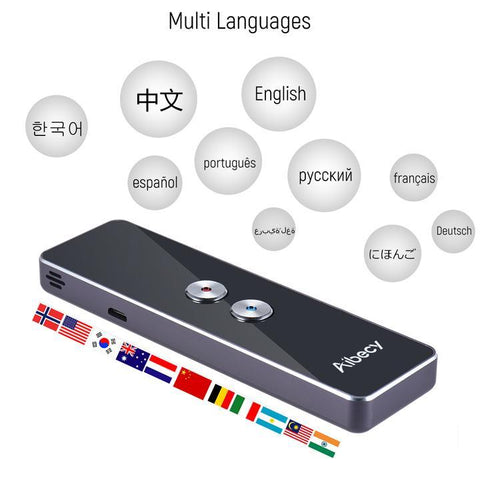 Real-time Pocket Language Translator