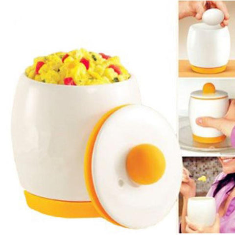 Egg Cooker and Poacher for Fast and Easy Cooking