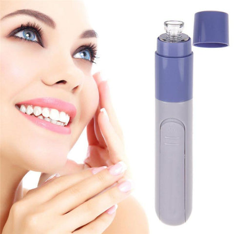 Electric Pore Cleanser Blackhead Vacuum Suction Tool