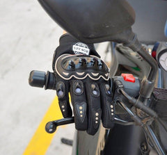 Touch Screen & Protective Motorcycle Gloves