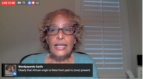 Ethnomusicologist Dr. Portia K. Maultsby on African Ancestry LIVE