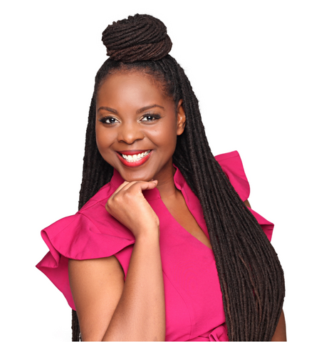 Elle Cole of Cleverly Changing, advocate for Sickle Cell Disorder and Type 1 Diabetes for World Sickle Cell Day