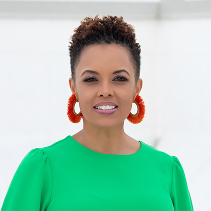 Dr Gina Paige CEO at African Ancestry