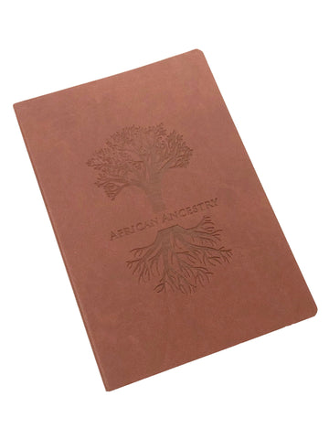 African Ancestry Softcover Journal
