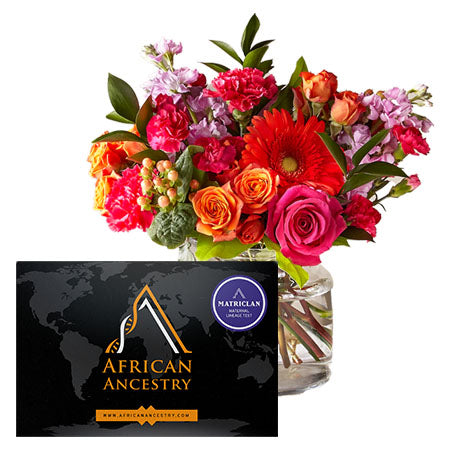 Flowers & MatriClan Test Kit - Local Delivery
