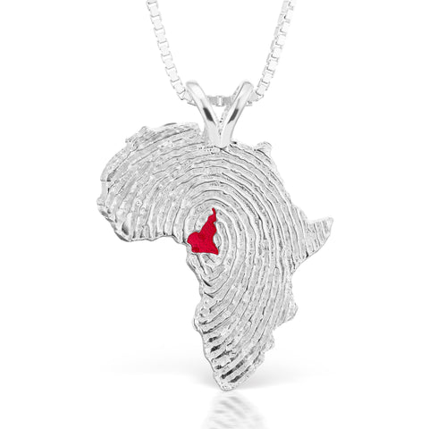 Cameroon Heirloom Pendant