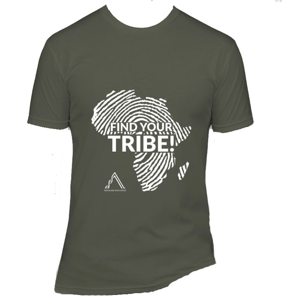 """Find Your Tribe"" T-Shirt"
