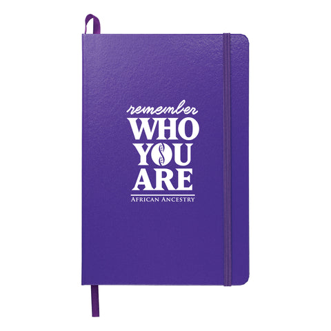 Remember Who You Are Hardcover Journal