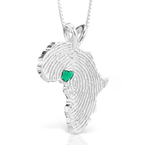 Nigeria Heirloom Pendant