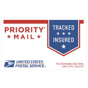Results Shipping Upgrade - Priority Mail