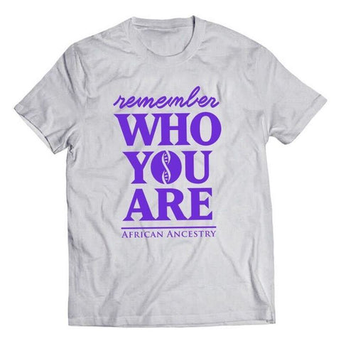 Remember Who You Are Tee