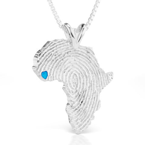 Sierra Leone Heirloom Pendant