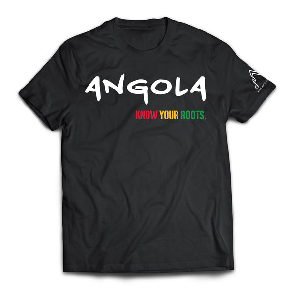 African Ancestry Angola T-Shirt