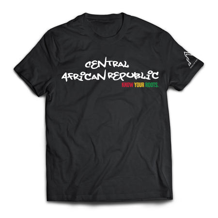 African Ancestry Central African Republic T-Shirt