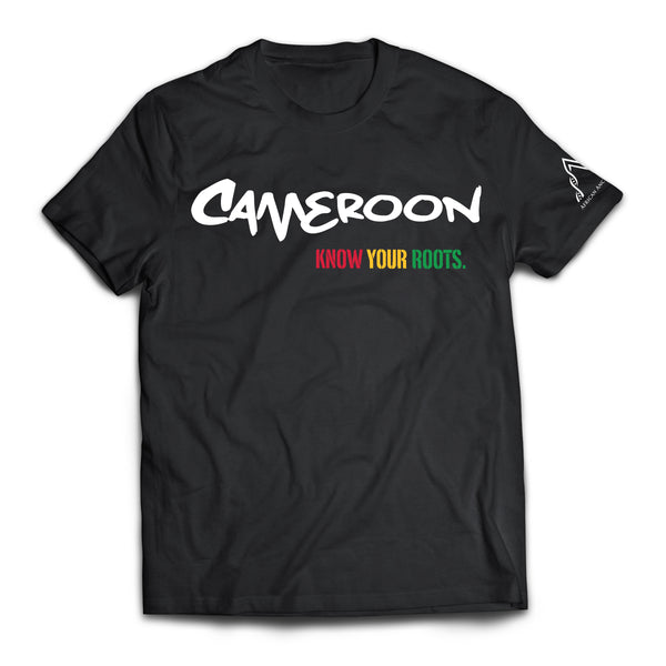 African Ancestry Cameroon T-Shirt