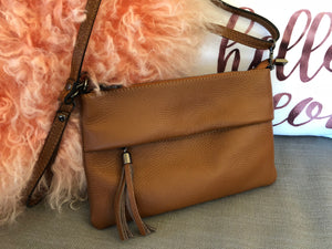 Roma Convertible Small Handbag