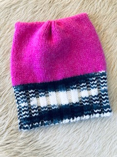 Missoni Cat Ears Beanie - cactus + olives