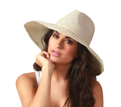 Ale by Alessandra Sancho Straw Hat - cactus + olives