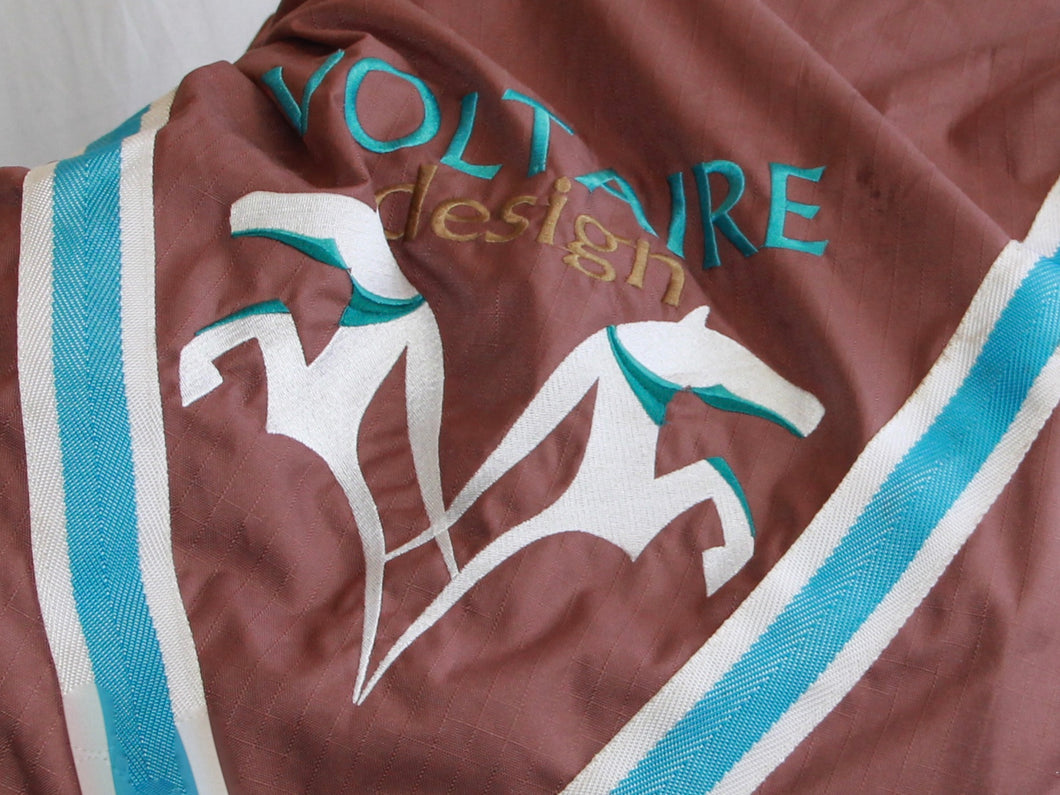 Voltaire Saddle Covers