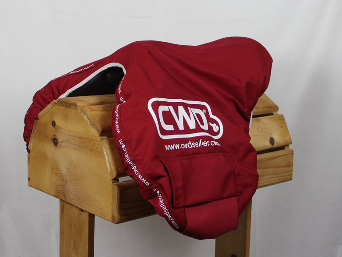 CWD Saddle Cover | Waterproof with Carrying Strap