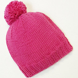 Beanie - Children - Basic (Pattern Downloads)